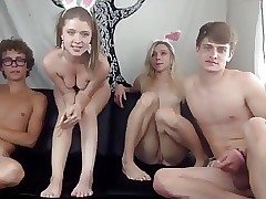 4some nude movs - adolescente clipes de sexo