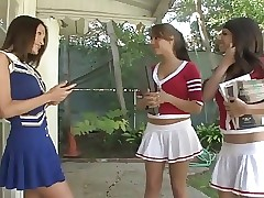 Cheerleaders porno tube adolescenti cazzo